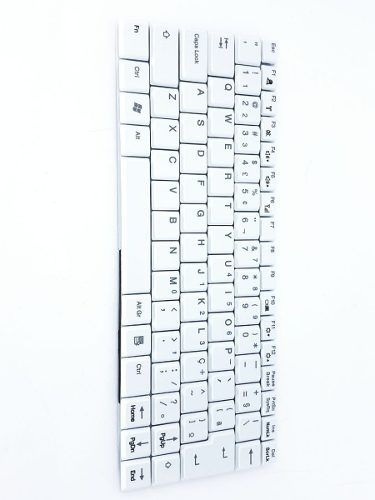 Teclado Netbook Sti Is 1093g V0912dgdk2-br Branco Novo