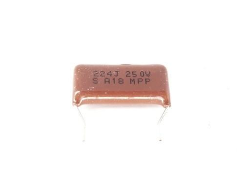 30 Peças Capacitor Polipropileno 220k 5% 250v