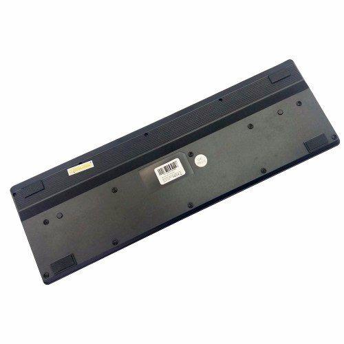 Teclado Preto Super Slim Zemax Pixxo Kb-oa228pb Ps2 Novo