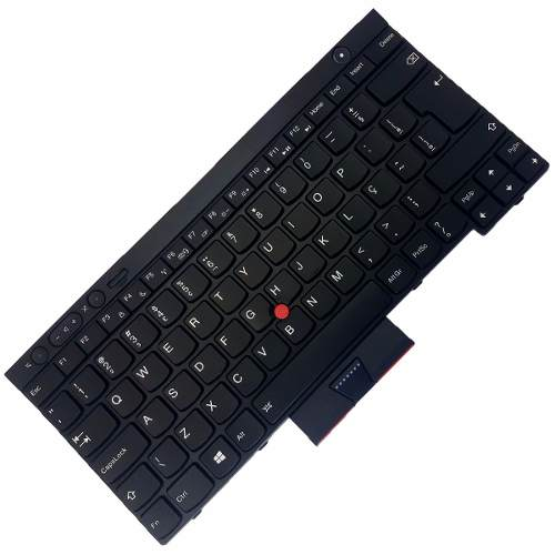 Teclado Lenovo Thinkpad T530 X230 T430 W530 0c01927 04x1244