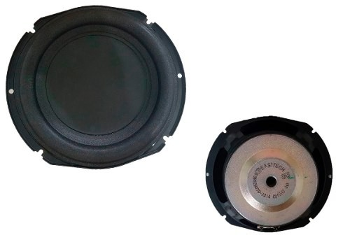 Alto Falante Woofer 190mm X 174mm 3 Ohms 100 W Eastech