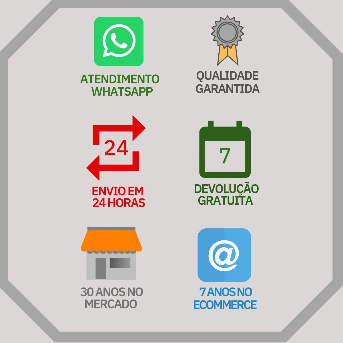 Alto Falante Tweeter 2,3 Polegadas Samsung Quadrado Preto
