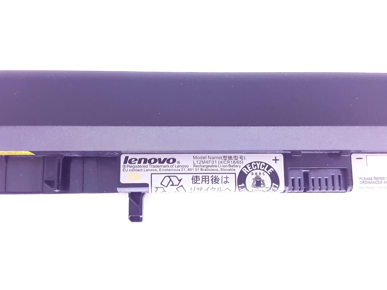 Bateria Notebook Lenovo L12m4fo1 500 501 Z500