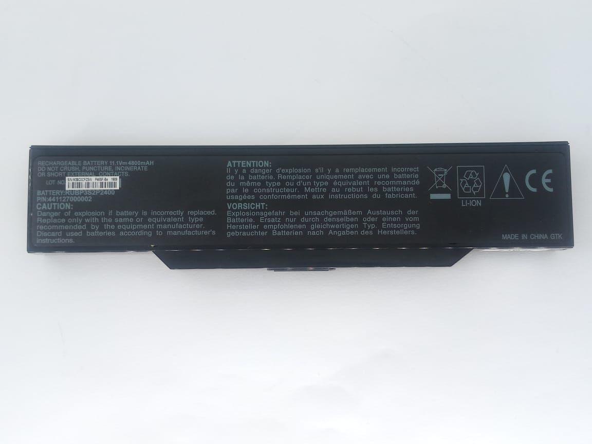 Bateria para notebook Maxdata RUBP3S2P2400