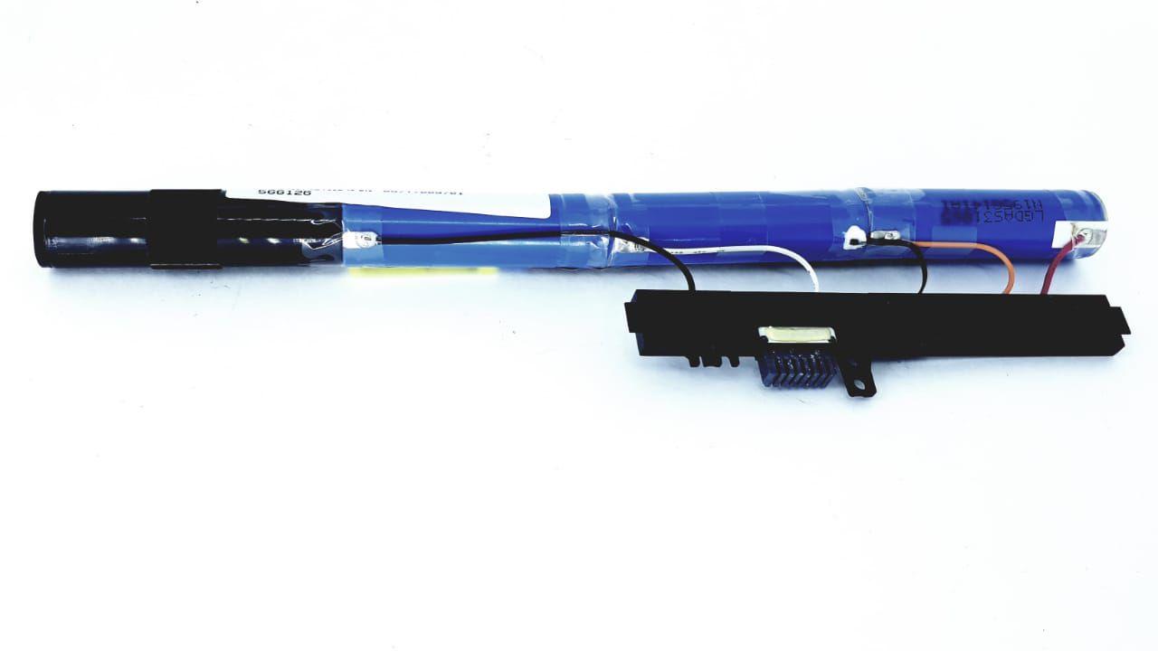 Bateria para notebook NH4-00-3S1P2200-0 10.8V 220mAh/23.76Wh Na-1403  88-NH4002-3601 3 células