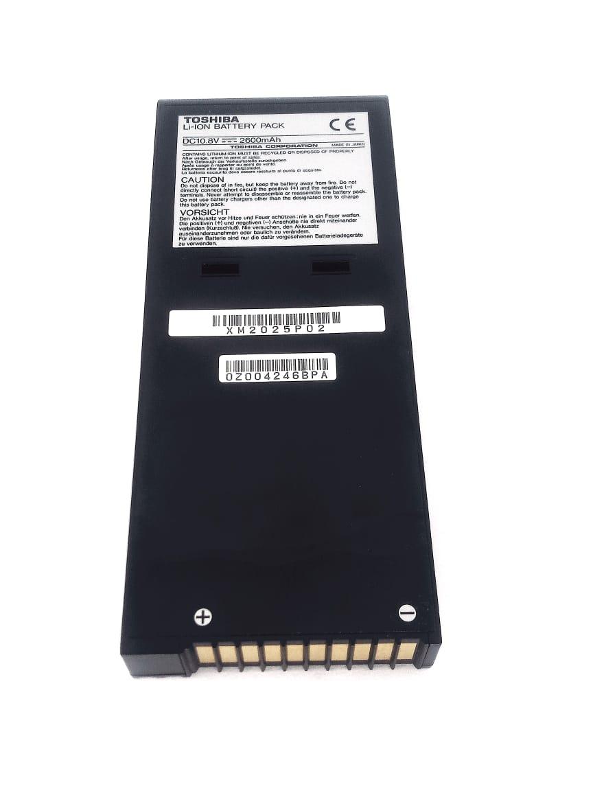 Bateria Toshiba Preta 10.8v 2600 xm2025p02 Nova