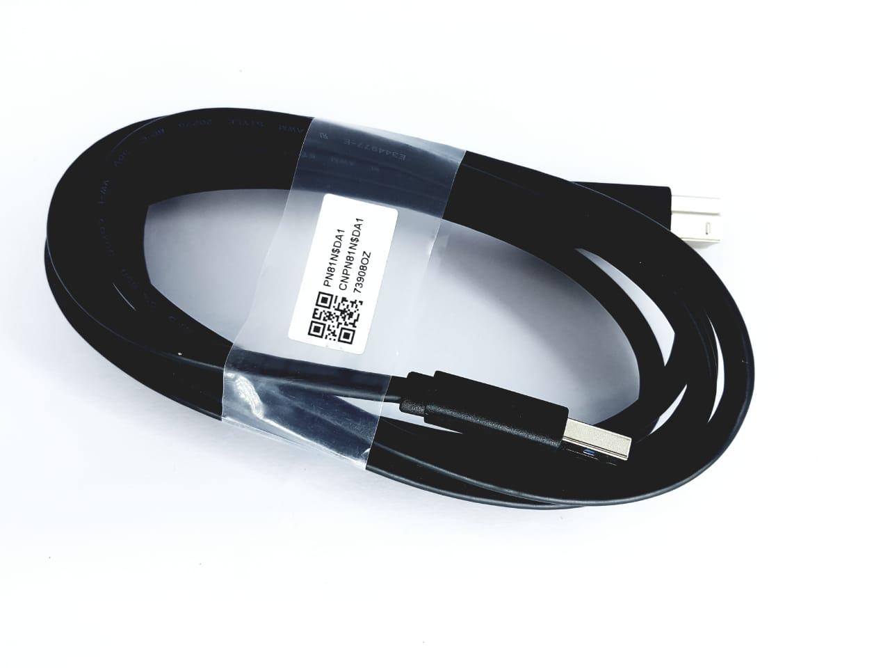 Cabo USB 3.0 para Monitor Vídeo PN81N DA1  1,80 mt AWM 30 v 80°C