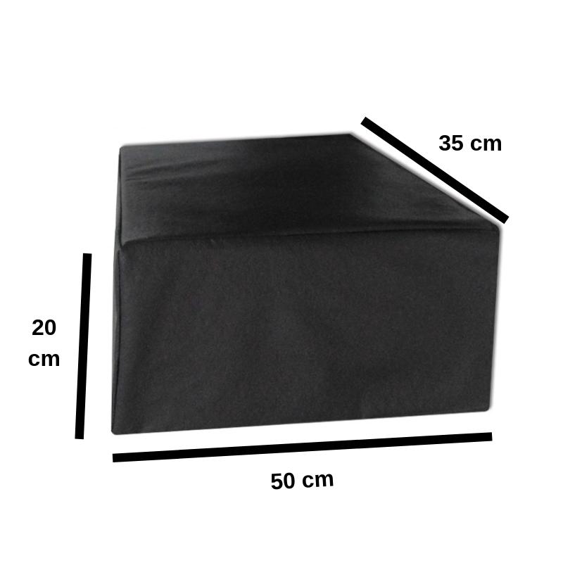 Capa Para Impressora Multifuncional Modelos Hp, Epson e Canon Na cor Preta em TNT