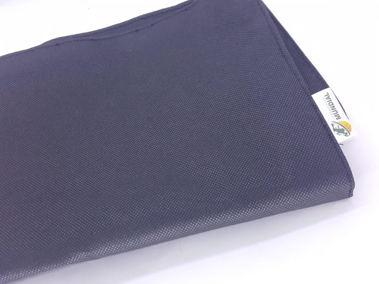 Capa para TV 60 LED polegadas proteção suporte painel