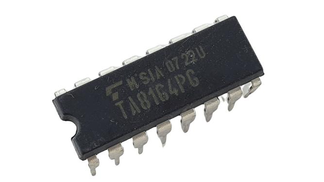 Ci Circuito Integrado Componente Eletrônico Ta-8164pg