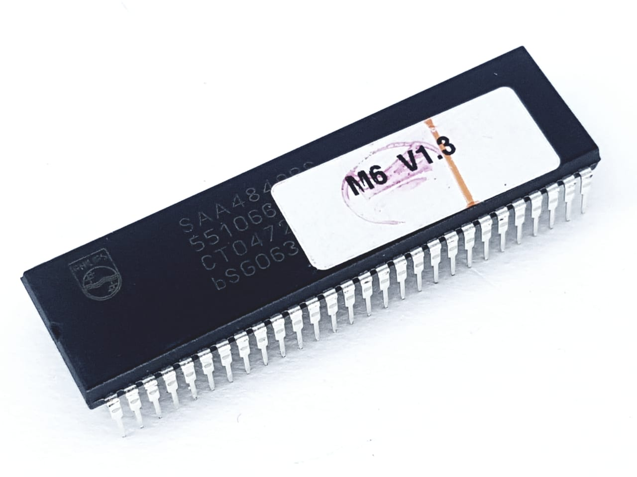 Circuito Integrado Philips SAA4849PS Novo