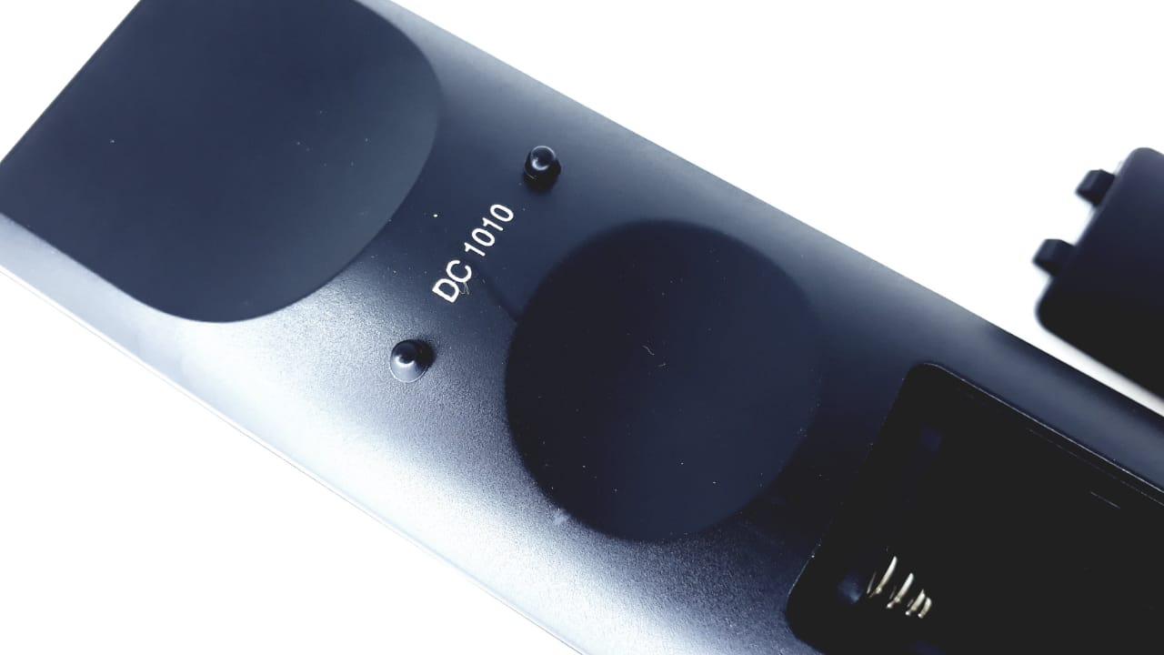 Controle Remoto DC1010 para Conversor Digital DC 2007 2008 Semp Toshiba Original