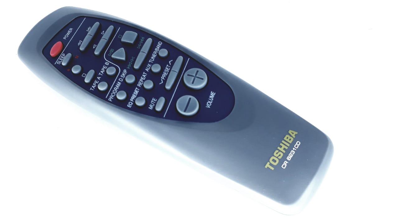 Controle Remoto Original Toshiba Cr 6231cd Novo P/ Ms 6231cd