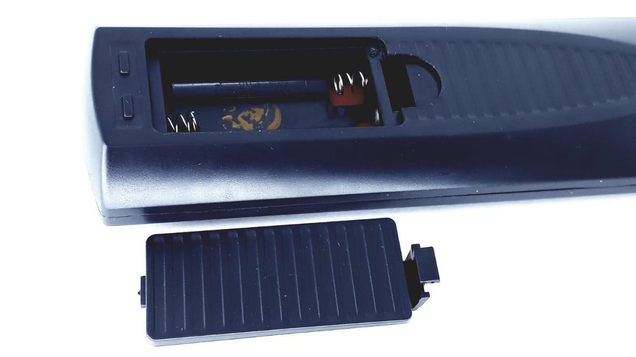 Controle Remoto para aparelho de DVD  3260 da marca Semp Toshiba SD3105