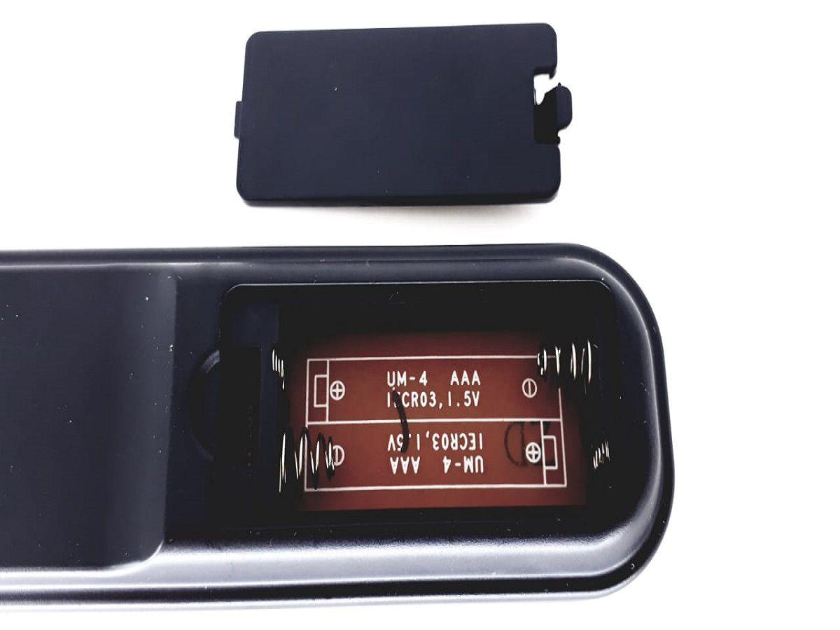 Controle Remoto para aparelho de Dvd  3310 da marca Semp Toshiba SD4071U