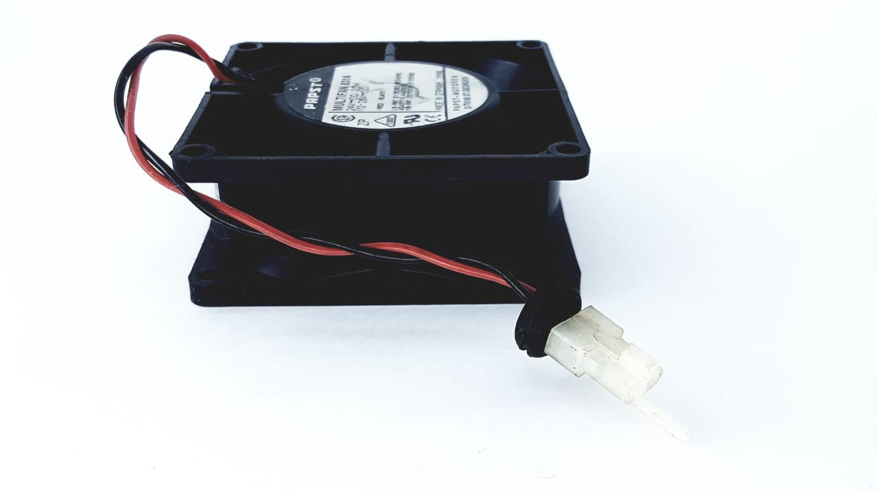 Cooler Multifan 8314 24v 24 v 80x80x32 2,2w PAPST ventilador