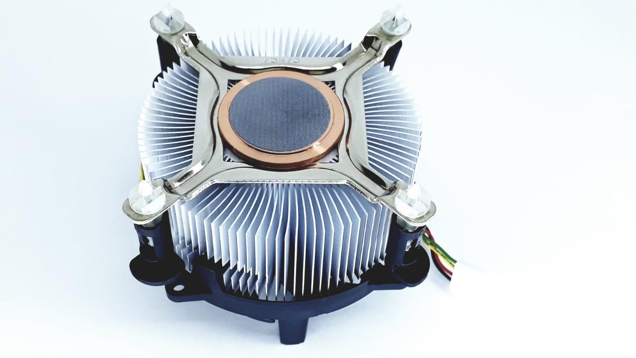 Cooler Nidec Snk-p0046a4 Lga1155 Lga1156 Na Caixa