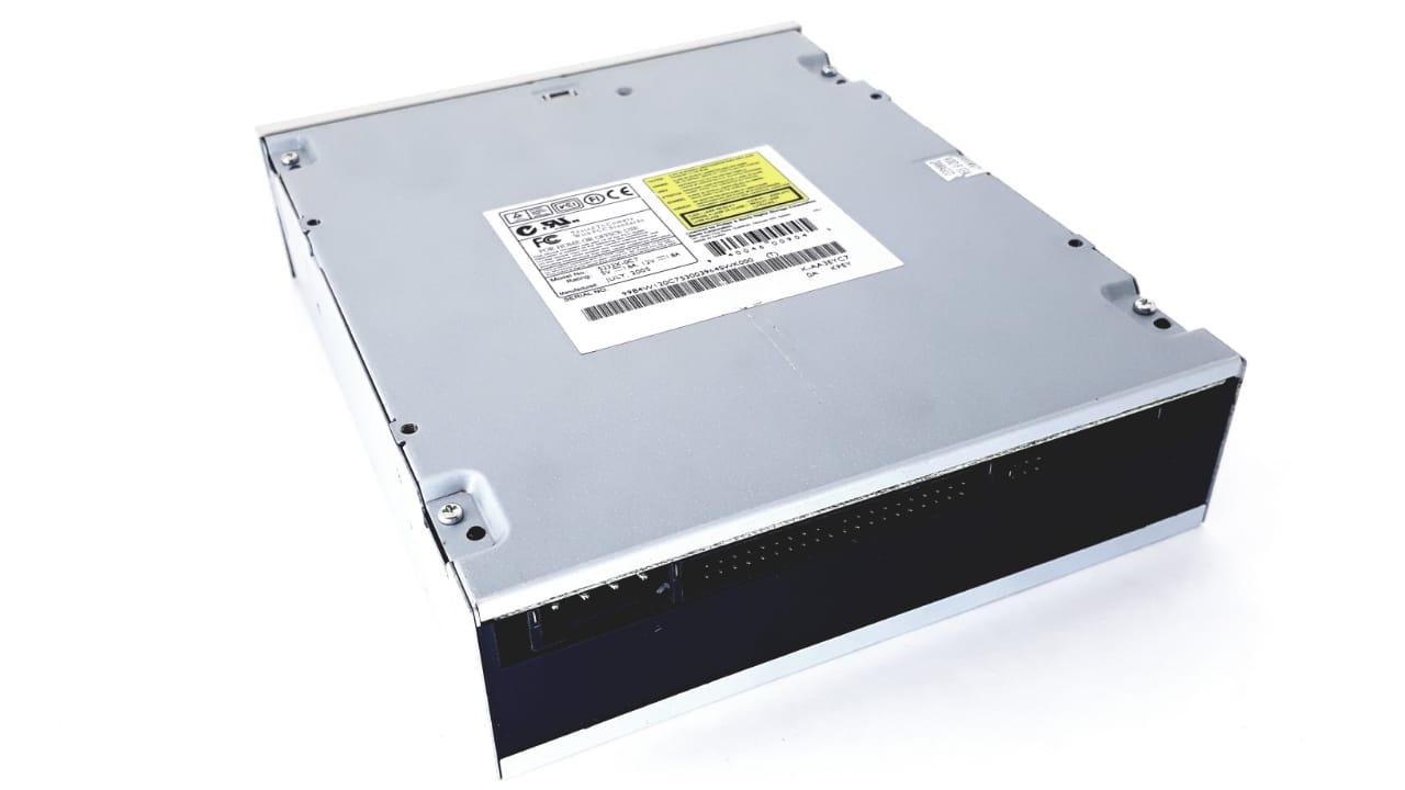 Drive Pc Frente Branca Ide Leitor e Gravador de Cd Desktop 5232x-0c7