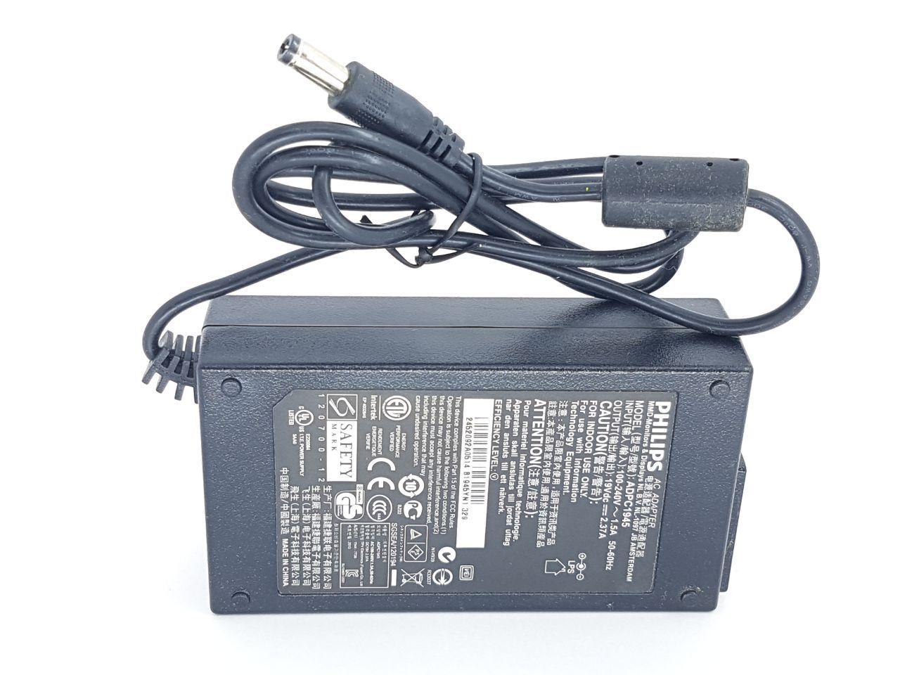 Fonte Para Monitor Philips Led Adpc 1945 19v X 2.37 Amp 45w