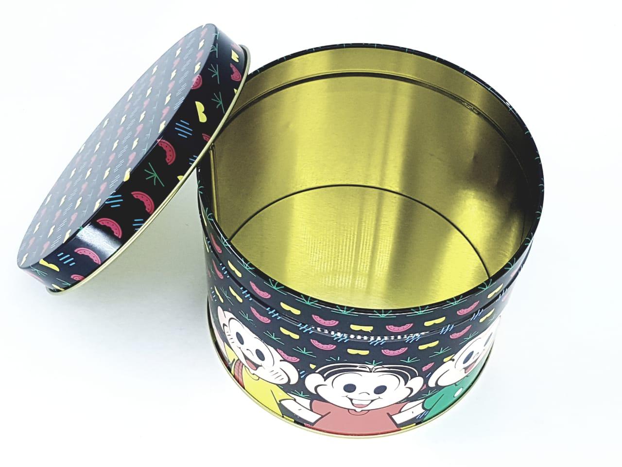 Adote uma Caneca Não use copo descartável - De Porcelana Cascão Turma Da Mônica Infantil
