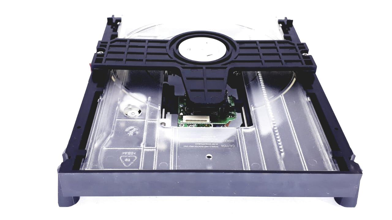 Leitor Unidade Ótica Semp Toshiba Completa modelo DL3GU Nova com Mecânica