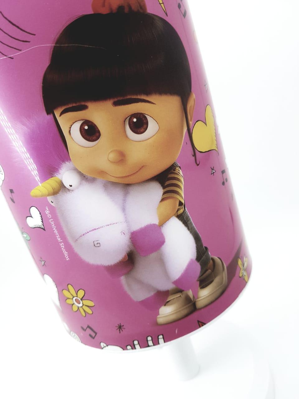 Luminária de mesa Infantil Abajur Criança Malvado Favorito