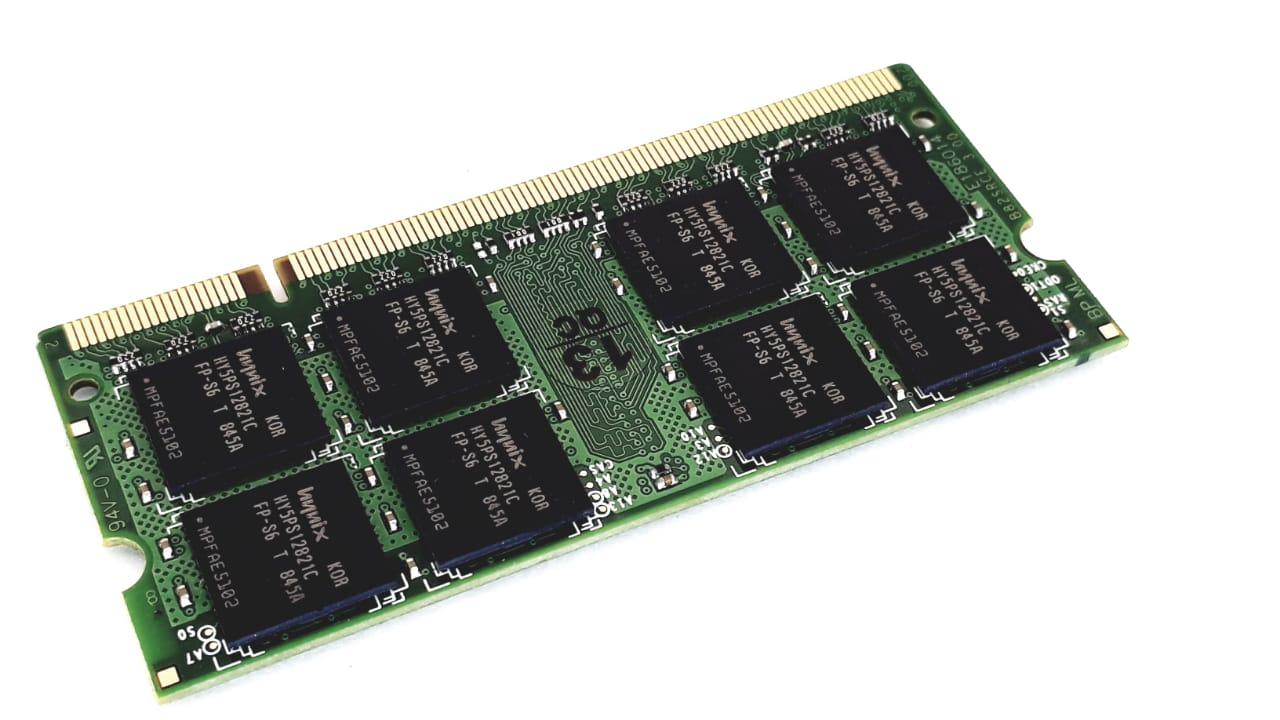 Memória Ddr2-800 Pc6400hy Super Talent 1g 64x8 Notebook