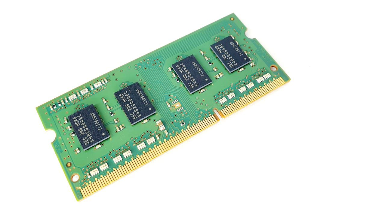 Memória para Notebook Nova DDR3 Pc3 2GB 1Rx8 12800S Samsung