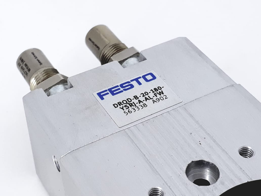 Motor Festo com Sensor Novo Original DRQD-B-20-180-YSRJA