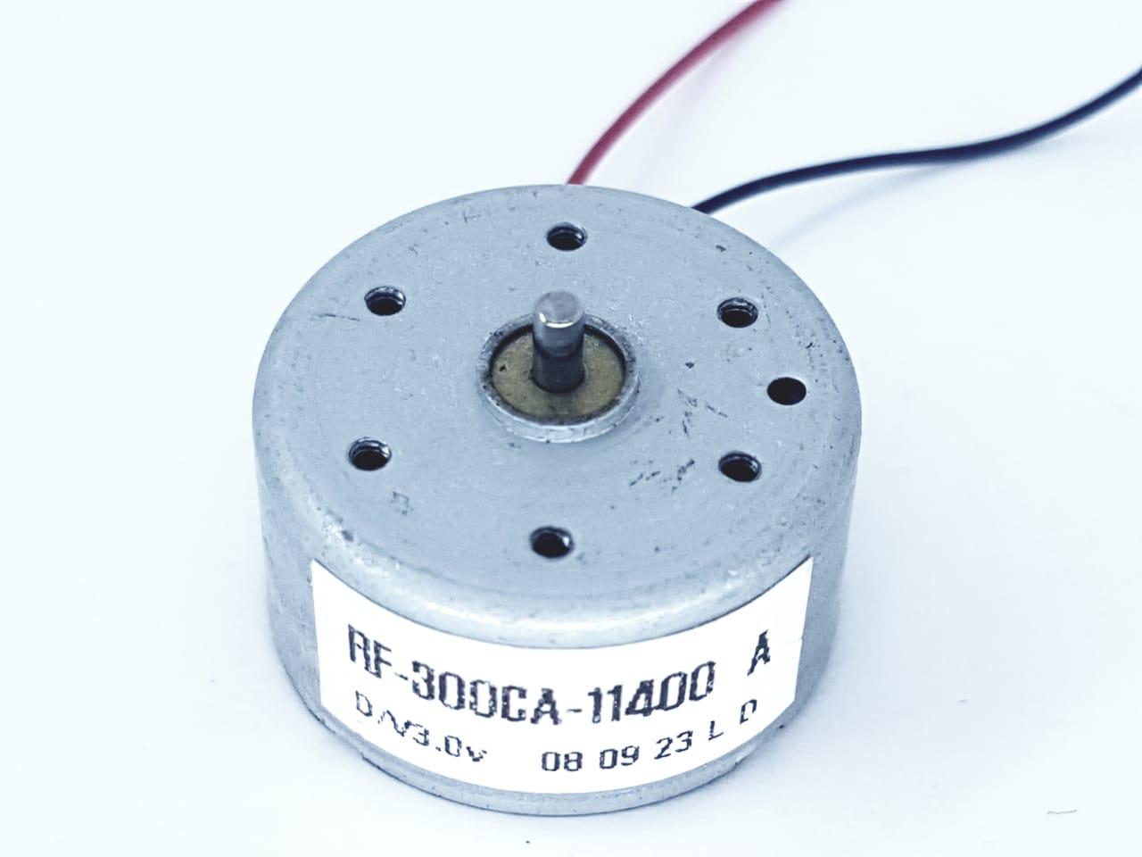 Motor Spindle Rf-300ca-11400 Novo