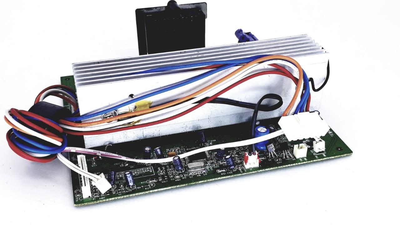 Placa amplificadora para Aparelho de Home Theater modelo XB1550 Infinity da marca Semp Toshiba