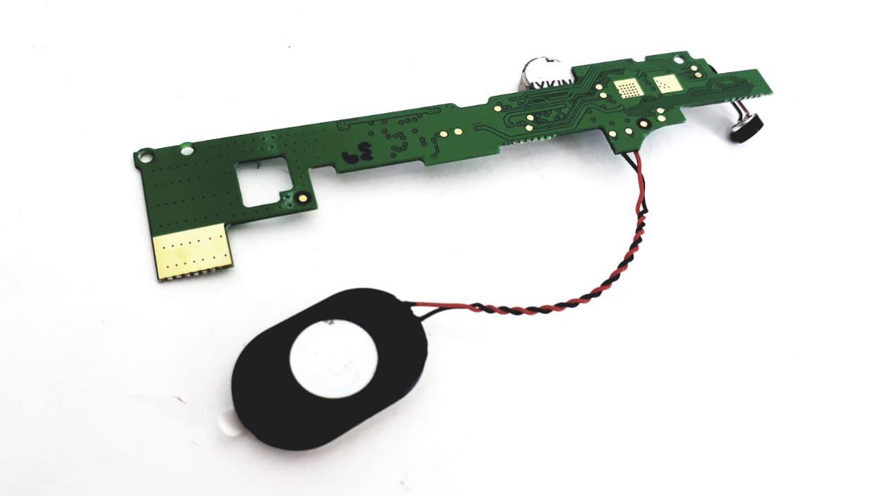 Placa Completa Auxiliar para Tablet da marca Semp Toshiba modelo TA0768G Original