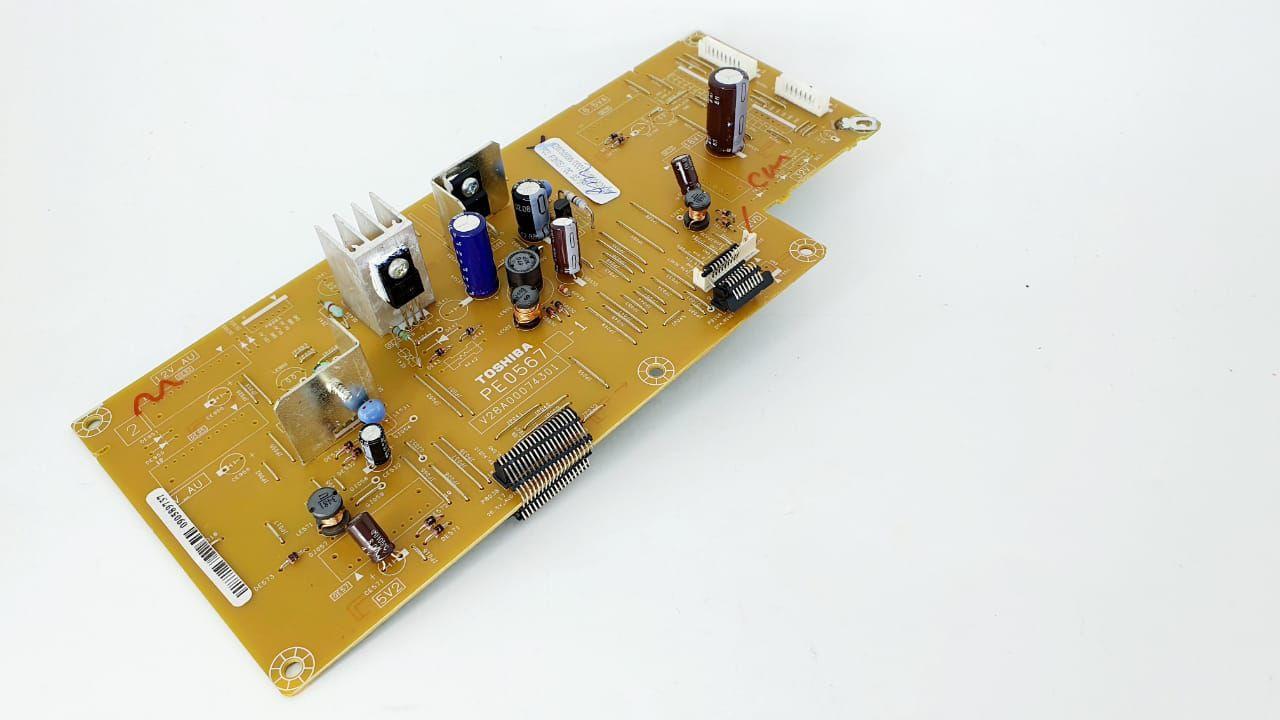 Placa da fonte Auxiliar para TV modelo 42XV500DA PE0567 V28A00074301  42 polegadas