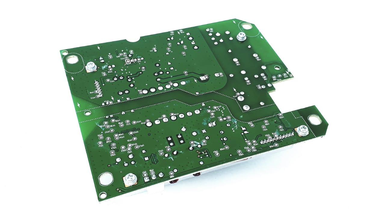 Placa da fonte  para Dock Station da marca Semp Toshiba modelo DS5555L