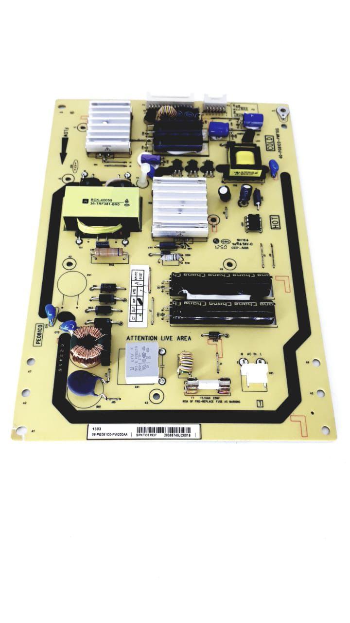 Placa da fonte  para TV da marca Semp Toshiba modelo LE3264  de 32 polegadas