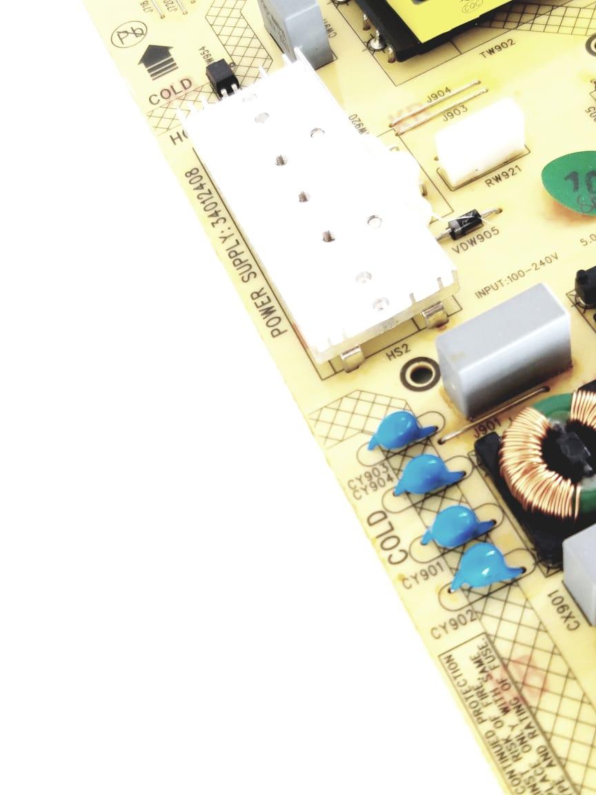 Placa da Fonte para TV LED 49 polegadas da marca Semp Toshiba modelo 49L7400 55L7400 KIP+L150E08C2-02
