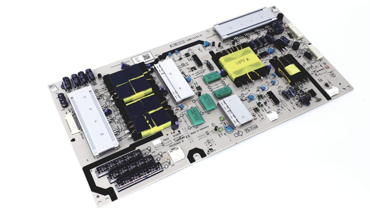 Placa da fonte  para TV da marca Semp Toshiba modelo 65WL800 (a)I3B