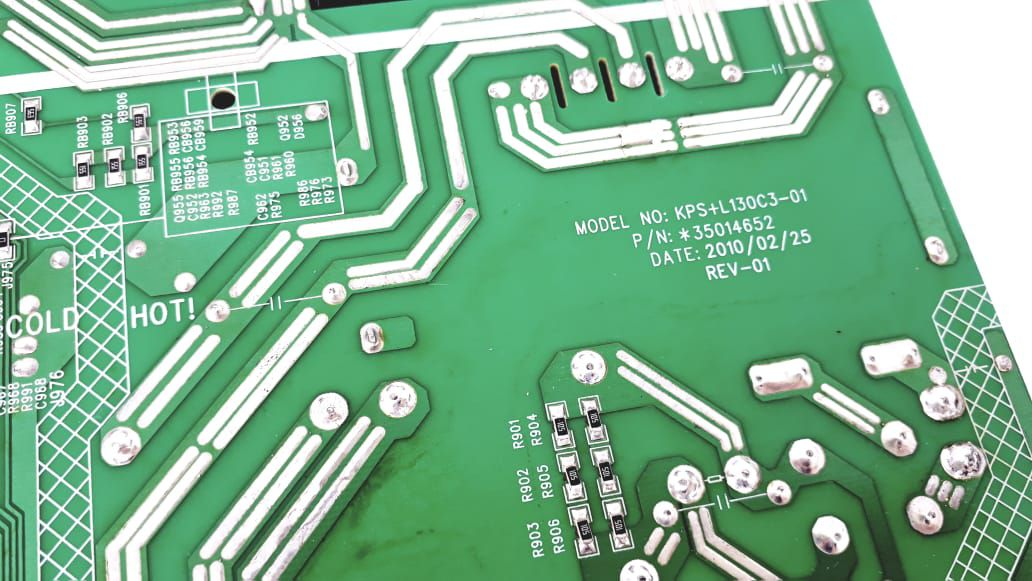 Placa da fonte  para TV Semp Toshiba modelo LE3250 LC3251 KPS+130C3-01