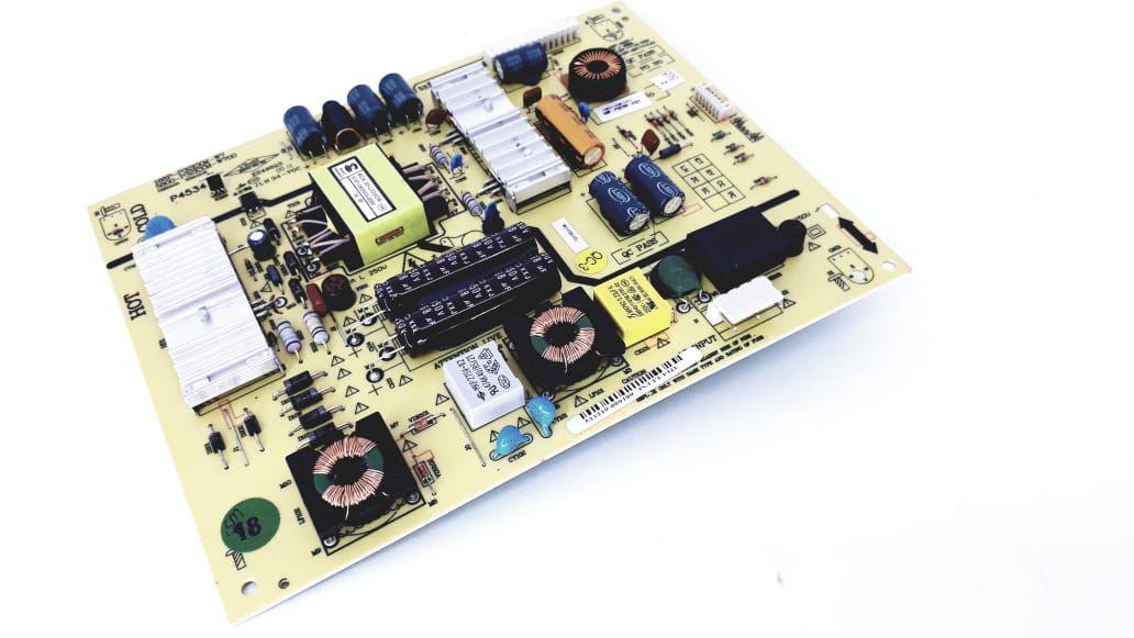 Placa da fonte  para TV Semp Toshiba modelo LE3273 168P-P32EXM-W75800-P32EXM-W700 P4534