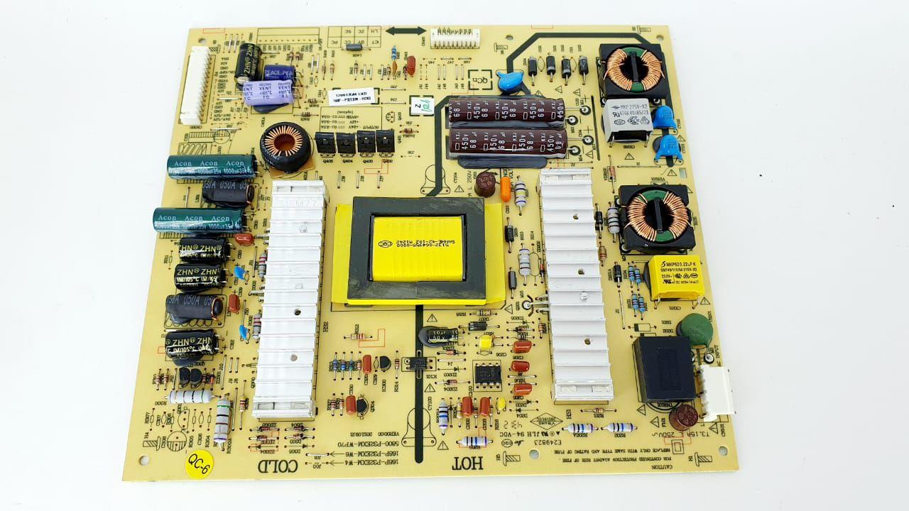 Placa da fonte para TV Semp Toshiba modelo LE3273(A) 499271 168P-P32EXM HCKO LED