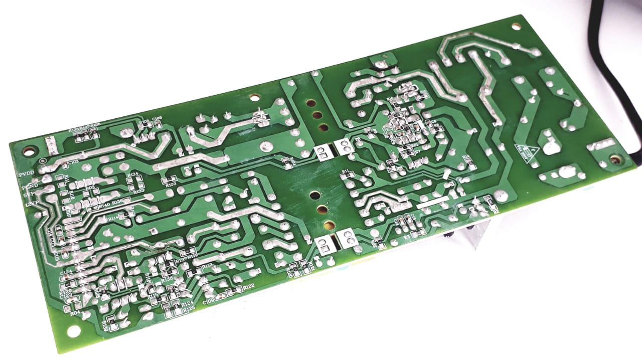 Placa Da Fonte Toshiba Home Theater Xb1536 Nova Original