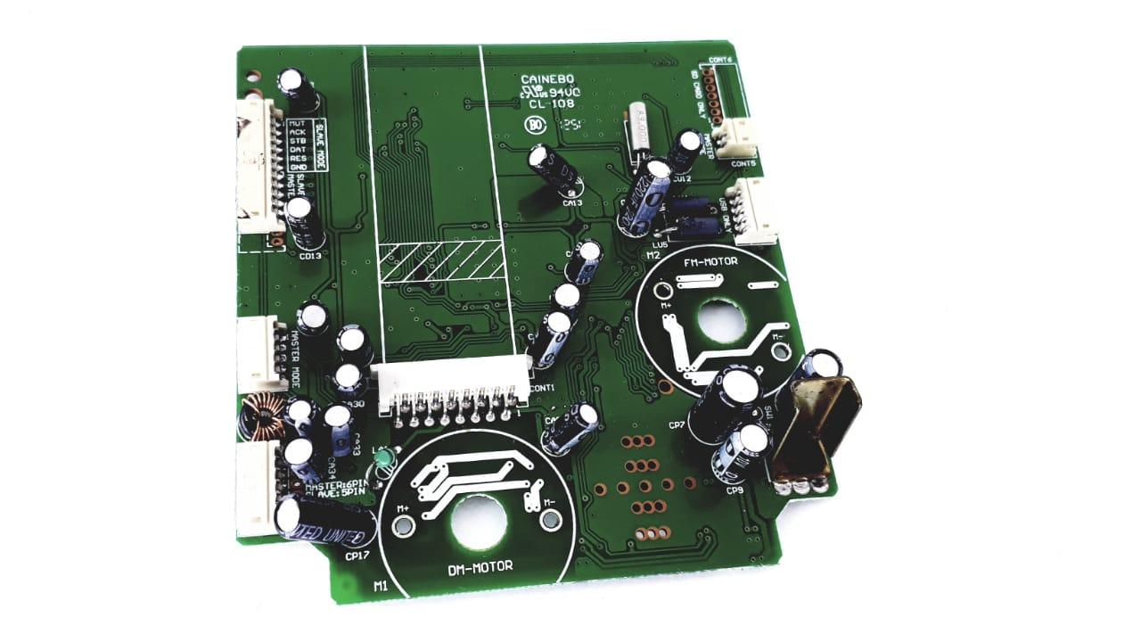 Placa do CD para Aparelho da Semp Toshiba modelo TR8002 CL-108