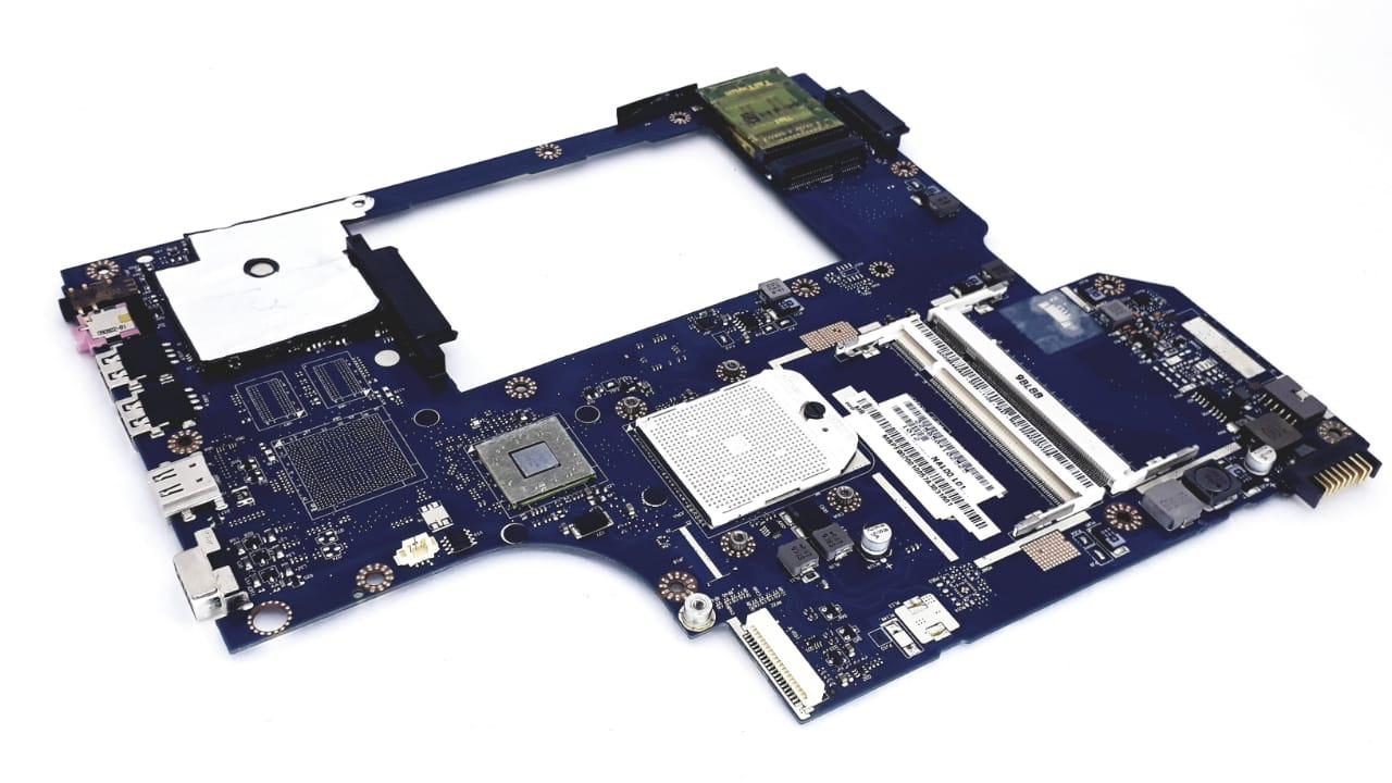 Placa Mãe Acer Aspire 5538 5538g Amd Notebook Mb.pe902.001