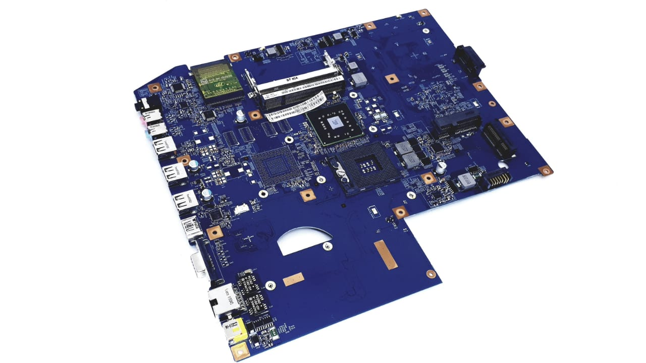 Placa Mãe Acer Aspire 7736 Gl40 Mbpjb01001 48.4fx01.01 Nova