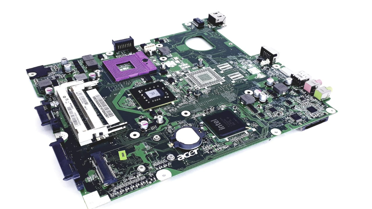 Placa Mãe Acer Extensa 5635 5635z Mb.edx06.002 Da0zr6mb6f0