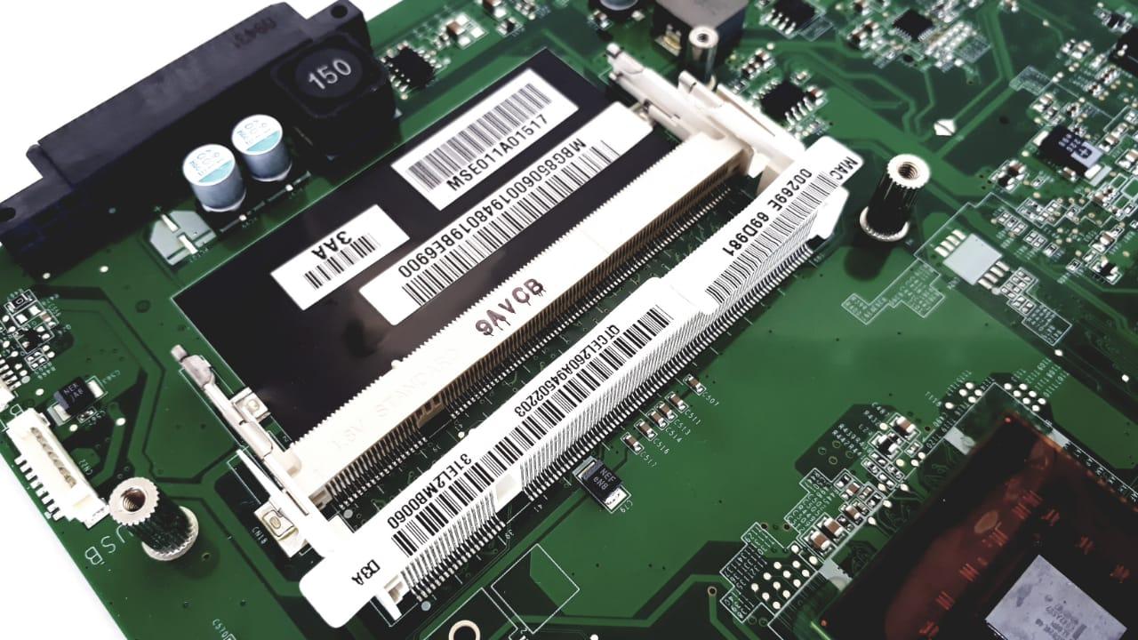 Placa Mãe Acer Mbg8506001 Da0el2mb6d0 Rev. D Nova