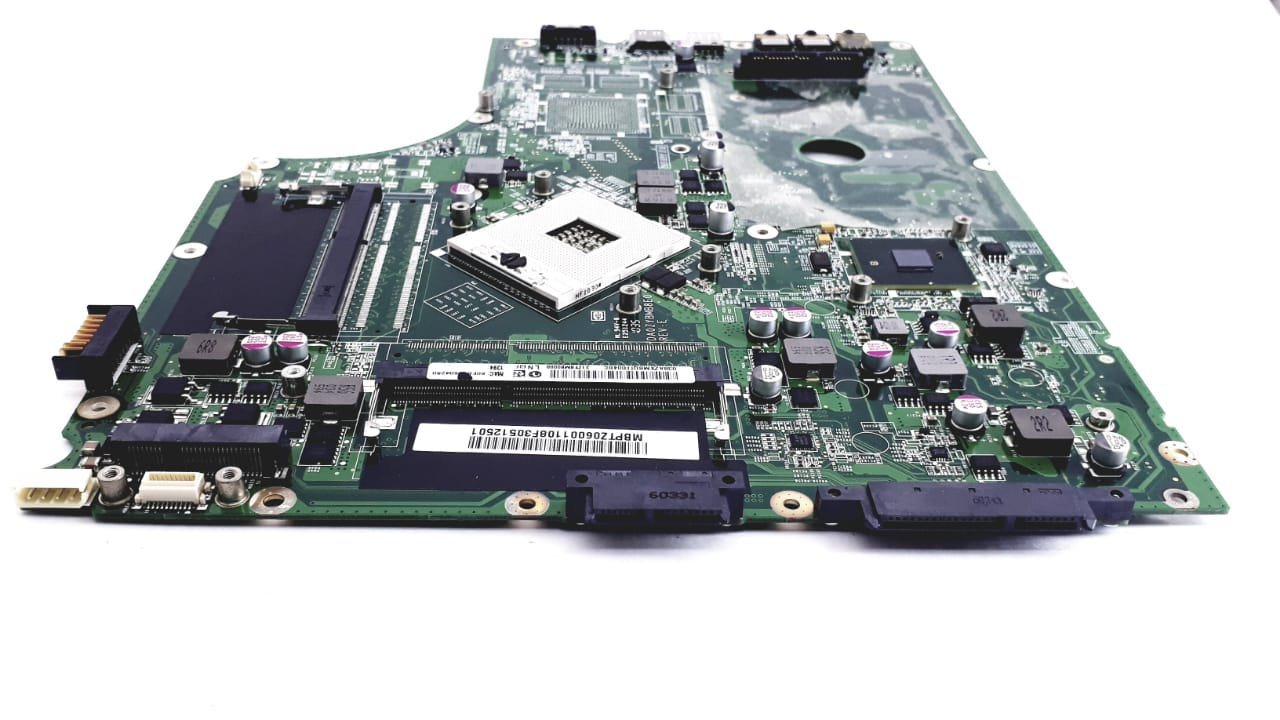 Placa Mae Notebook Acer Aspire 7745 Mb.ptz06.001 Nova