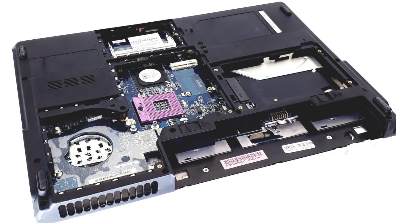 Base de Notebook JFW01 com Placa Mãe La3961P e teclado