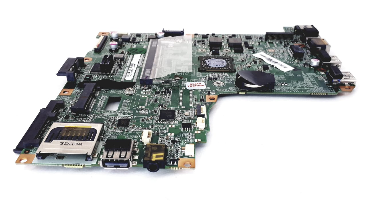 Placa mãe para Notebook da marca Semp Toshiba STI modelo NA1402 71R-NH4KB4-T810 v.0