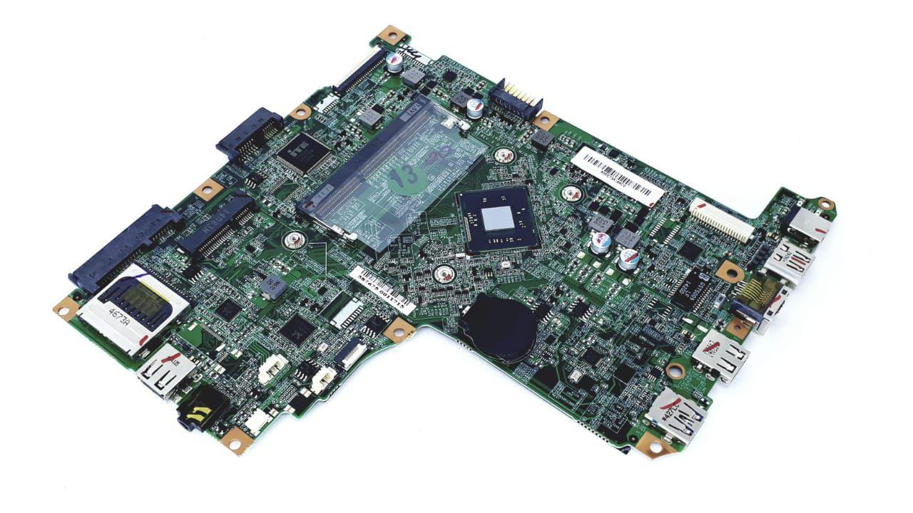 Placa mãe para Notebook da marca Semp Toshiba STI modelo NI 1403 7H14BT01-4L